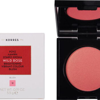 Korres Wild Rose Brightening Vibrant Colour 12 Golden Pink