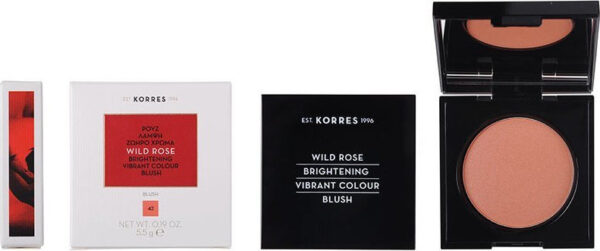 Korres Wild Rose Brightening Vibrant Colour 42 Luminous Apricot