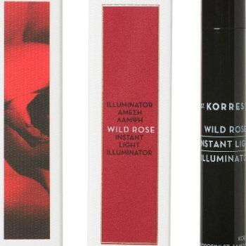 Korres Wild Rose Instant Light Illuminator Concealer 2ml