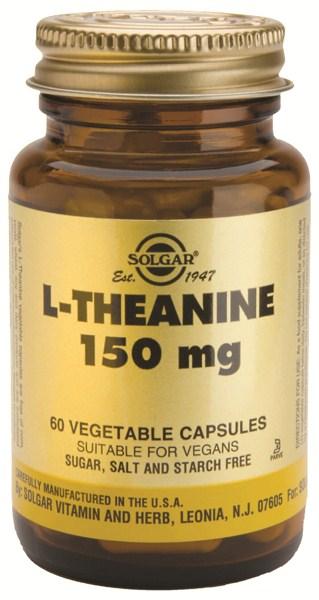 Solgar L-Theanine 150mg veg.caps 60s