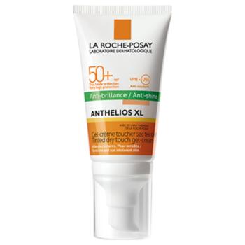 Anthelios XL SPF 50+ Gel-Cream Dry Touch Teinted, 50ml