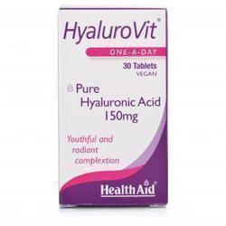 Health Aid Hyalurovit 150mg, 30tabs