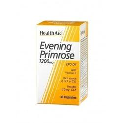 Health Aid Evening Primrose Oil 1300mg, 30caps