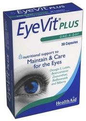 Health Aid Eyevit Plus, 30caps