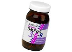 Health Aid Omega 3-6-9, 90caps
