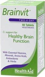 Health Aid Brainvit, 60tabs