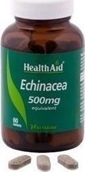 Health Aid Echinacea 500mg, 60tabs