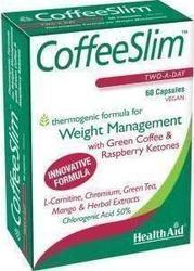 Health Aid Coffee Slim, 60 caps