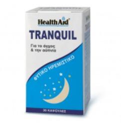 Health Aid Tranquil, 30Cap