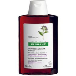 Klorane Fortifying Treatment Shampoo with Quinine, 200ml