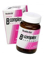 Health Aid B Complex, 30caps