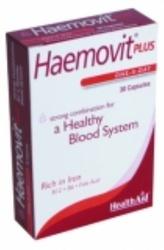 Health Aid Haemovit Plus, 30caps