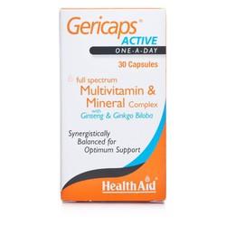 Health Aid Gericaps Active, 30caps