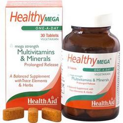 Health Aid Healthy Mega, 30Tabs