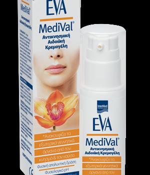 Eva Medival κρεμογέλη κατά του κνησμού, 50ml