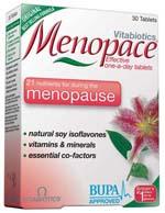 Menopace ,30tabs