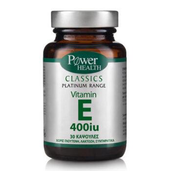Power Classics  E 400iu, 30 κάψουλες