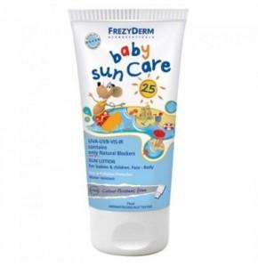 Frezyderm Baby Sun Care SPF 25 ,100 ml