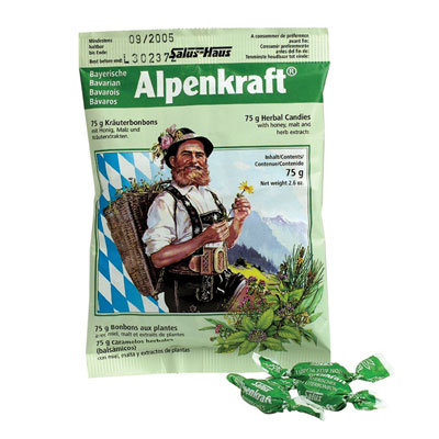 Power Health Alpenkraft candies, 75 g