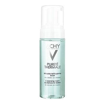 Vichy Purete Thermale, mousse nettoyante eclat, 150ml