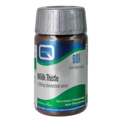 Milk Thistle 150mg, 60tabs