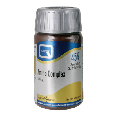 Amino Complex 500mg, 45tabs