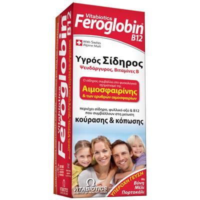 Feroglobin B12 ,200ml