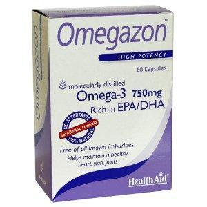 Health Aid Omegazon, caps 60s