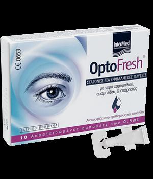 Optofresh, Οφθαλμικές σταγόνες