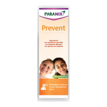 Paranix Prevent 100ml προληπτική λοσιόν για ψείρες
