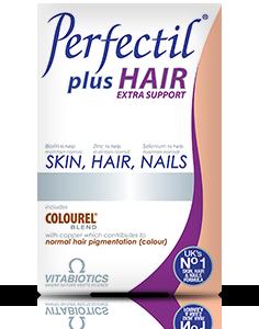 Vitabiotics Perfectil Plus Hair, 60tabs