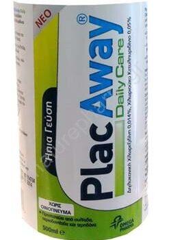 Plac Away Daily Care 500ml 'Ηπια Γεύση 500ml