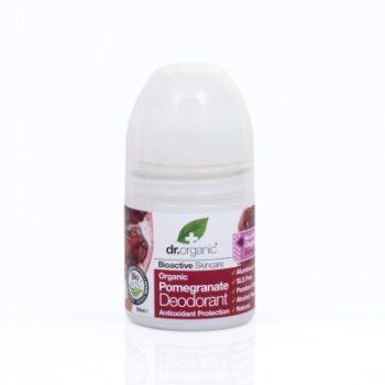 Dr. Organic Pomegranate Deodorant, 50ml