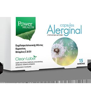 Power Health Alerginal Capsules, 15caps