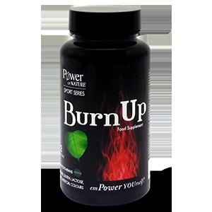 Power of Nature Sport Series BurnUp, 60capsules
