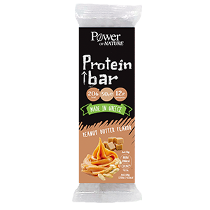 Power of Nature Protein Bar, 50gr