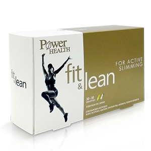 Power Health Fit & Lean, 30caps+30caps