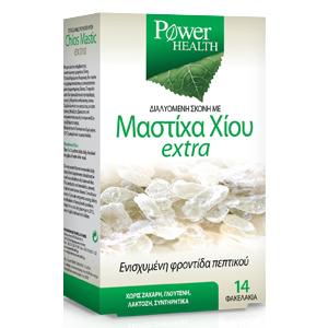 Power Μαστίχα Χίου Extra, 14 sach