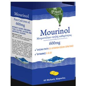 Power Health Mourinol 600mg, 60softcaps