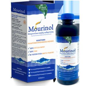 Power Health Mourinol susp. μάγκο-ροδάκινο, 250ml