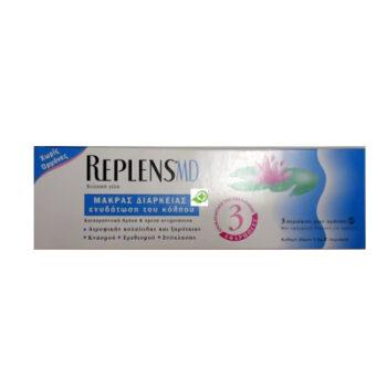 ReplensMD, Κολπική Γέλη με 3 περιέκτες