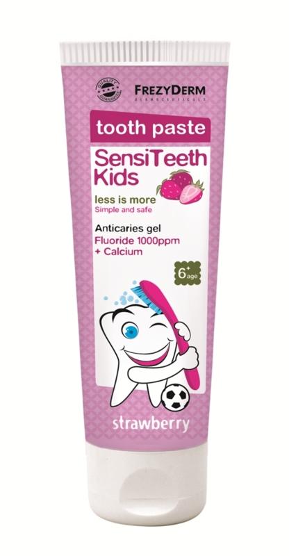 SensiTeeth Kids Tooth Paste 1.000ppm 50ml