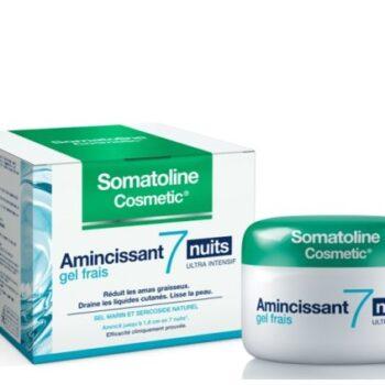 Somatoline Cosmetic Fresh Gel Εντατικό Αδυνάτισμα 7 Nύχτες, 200ml