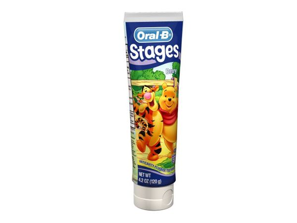 Stages  Οδοντόκρεμα ,75ml