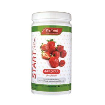 Prevent Start Slim Φράουλα, 450gr