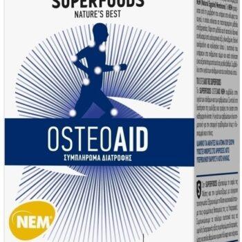 Superfoods Osteoaid, 30 κάψουλες