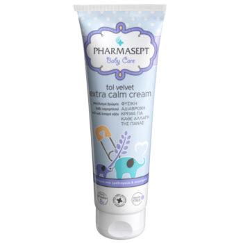 Pharmasept Tol Velvet Baby Extra Calm Cream, 150ml