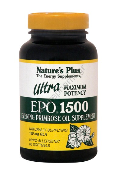 Ultra EPO 1500, caps 60s