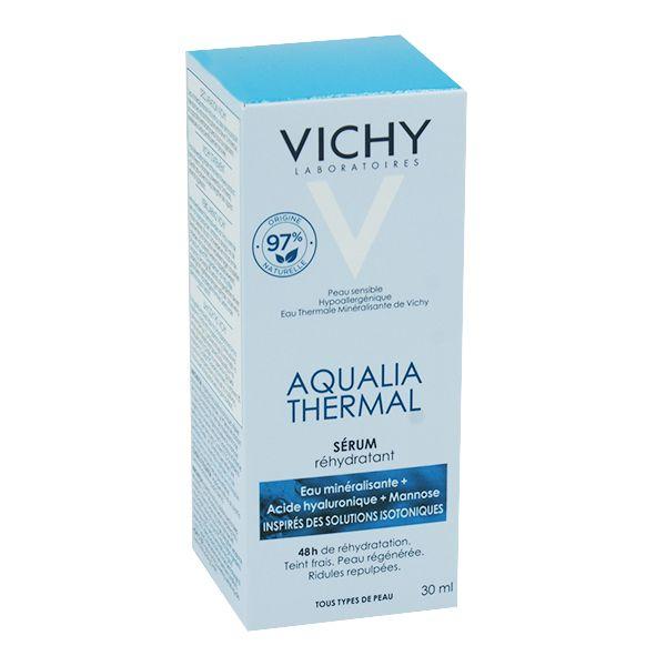 Vichy Aqualia Thermal Serum Rehydratante, 30ml