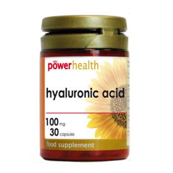 Hyaluronic Acid 100 mg, 30s